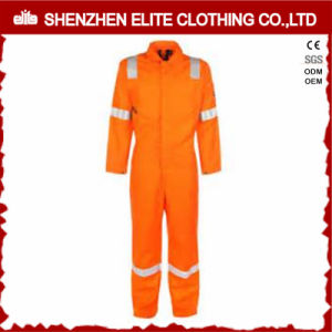 Wholesale Cheap Custom Made Reflective Cotton Work Wear Coverall (ELTHVCI-16) pictures & photos