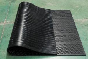 High Quality Thin Rubber Stable Flooring Mat pictures & photos