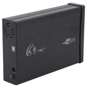 "5.25""USB2.0 to IDE Hard Drive Disk Case FR-712E4"