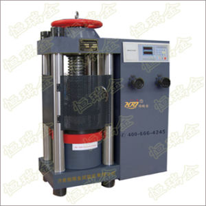 Concrete Compression Testing Machine/Digital Display/2000kn