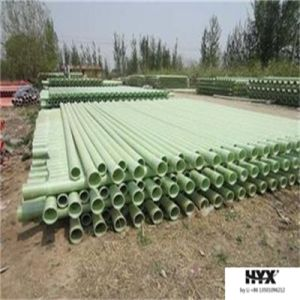 Sliding Friction Coefficient Below 0.34 FRP Cable Casing Pipe pictures & photos