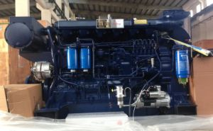 Weichai Wp12c450-21 (450HP/2100rpm) Diesel Engine Use for Marine pictures & photos