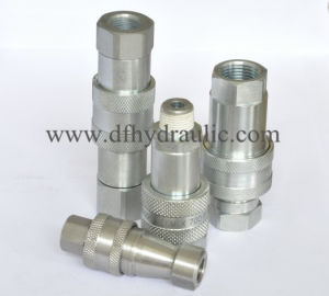 Close and Open Type Quick Coupler pictures & photos