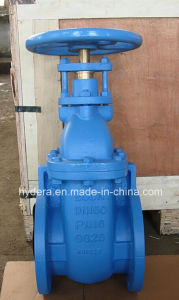 Vortex BS5163 Metal Seat Gate Valve pictures & photos