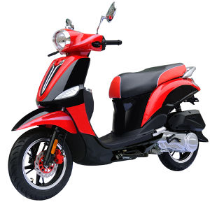 Sanyou New Model Mini 125cc-150cc Gasoline Scooter pictures & photos