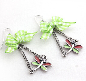 Christmas Jewelry/Christmas Earring/Christmas Dragonfly (XER13379) pictures & photos