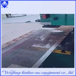 Metal Plate Hole Steel Plate Platform CNC Punch Press with After Sale Service