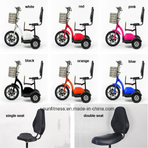 Three Wheels 500W Mobility Scooter with Ce Certificate pictures & photos