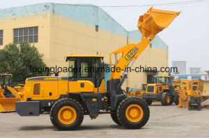 3t Front Bucket Loader with Pilot Control and AC pictures & photos