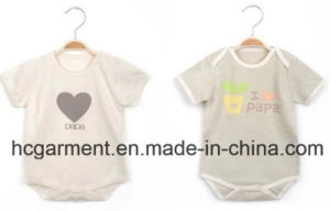 Newborn Cotton Short Sleeve Romper for Baby Girl/Boy, Baby Clothing pictures & photos