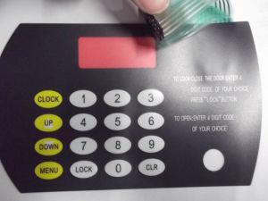 Matrix Membrane Keypad Switches & Circuit pictures & photos
