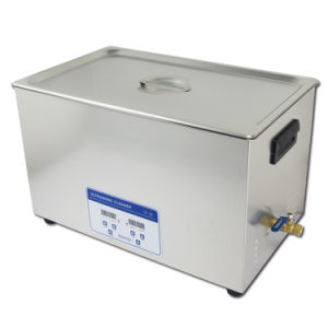 30L Cutlery/Cutting Tools Ultrasonic Cleaning Machine pictures & photos