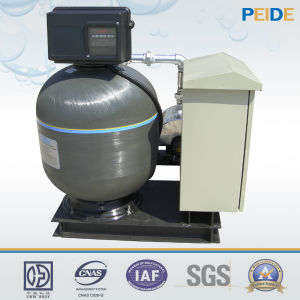 Industrial Swimming Pool Aqua Sand Filter with ISO SGS Certificates pictures & photos