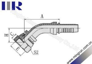 45 Degree Orfs Female Hydraulic Hose Fittings (24241)