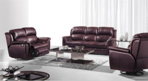 Home Furniture Modern Cinema Sofa 536A# pictures & photos