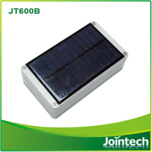 GPS GSM Tracker with Solar Panel Chargeable System Waterproof Function pictures & photos