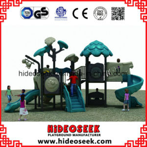 Amusement Park Commercial Outdoor Playground for Children with Slide pictures & photos
