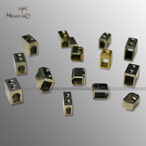 High Precision Brass Terminal Connector, Clamp & Elevator with Special Wiring Hole (MLIE-BTL008) pictures & photos
