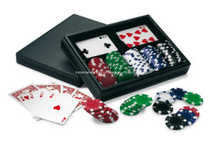 Promotional Gift Poker Chip Set pictures & photos
