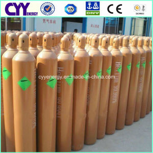 50L Helium Oxygen Nitrogen Lar CNG Acetylene CO2 Hydrogeen CNG 150bar/200bar High Pressure Seamless Steel Gas Cylinder pictures & photos