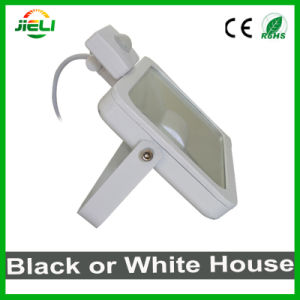 New Style 50W White or Black LED Sensor Flood Light pictures & photos