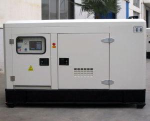 Cummins Silent Generator/ Diesel Gen-Set/ Generator Set 24kw/ 30kVA (HF24C2)
