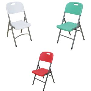 Coffee Outdoor Plastic Chair Lifetime Sy-52y) pictures & photos