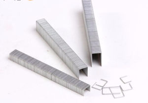 Chinese Factory of 21ga Galvanized 80 Staples pictures & photos