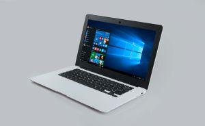 14.1 Inch Quad-Core Cheap Mini Laptop