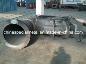 Custom Different Pump Castings Made of Iron, Steel