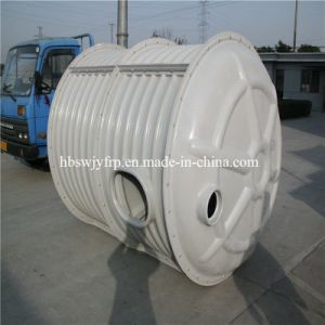 Long Work Life Home Wastewater Treatment SMC Septic Tank pictures & photos