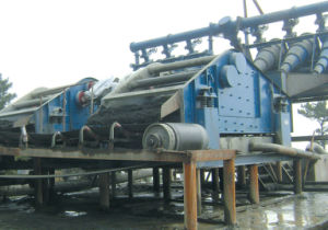 Vibration Dewatering Equipment for Sludge, Tailings, etc pictures & photos