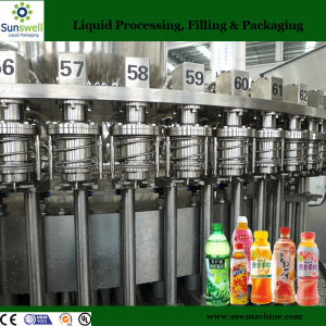 Complete Juice Beverage Filling Line for Small Pet Bottle pictures & photos