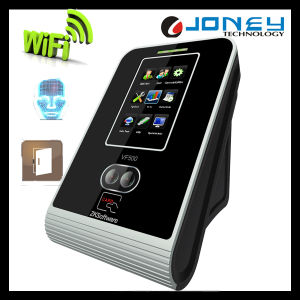 Zk Software WiFi RFID Reader Biometric Face Recognition Time Attendance System (JYF-VF500) pictures & photos