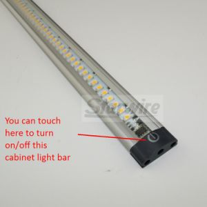 LED Cabinet Light with Touch Function (CE and RoHS)