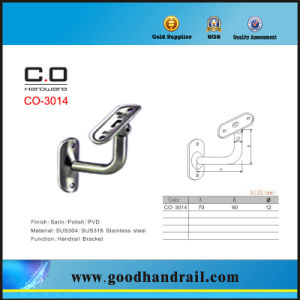 Angle Stair Handrail Bracket (CO-3014) pictures & photos