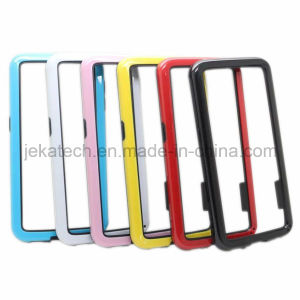 Solid Color TPU Bumper Case for Samsung Galaxy S6 pictures & photos