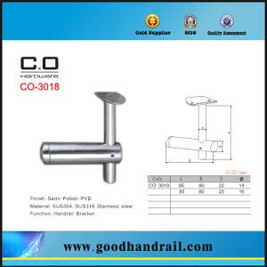 Stainless Handraill Bracket Co-3018 pictures & photos