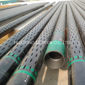 Good Quality Water Well Screen Oil Well Usage Slotted Casing Pipe pictures & photos