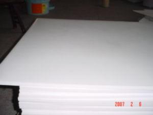 Virgin PTFE Sheet, Teflon Sheet with White, Black Color pictures & photos