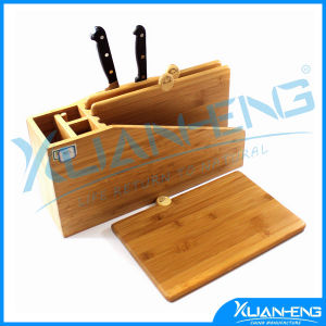 Vegetable Bamboo Cutting Board for Kitchen for Sets pictures & photos