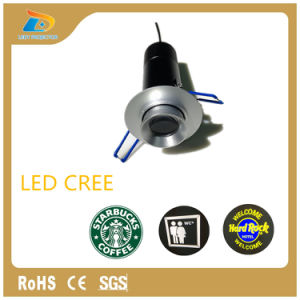 Best Sale LED 5W Logo Mini Projector Gobo Room Number pictures & photos