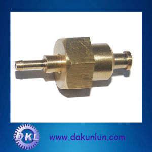 Custom Nozzle Made of Brass or Aluminum pictures & photos