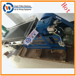 China Factory Laboratory Shaker Table Plant for Gold Testing Machinery