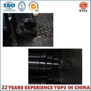 Multistage Telescopic Parker Hydraulic Cylinder for Dump Truck pictures & photos