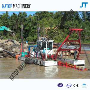 14 Inch Sand Dredger Sand Suction Dredger with 350mm Pipe pictures & photos