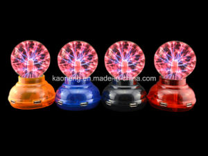 USB Plasma Ball Light for Festival Gift Wholesale pictures & photos