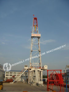 1500m Drilling Rig 550HP