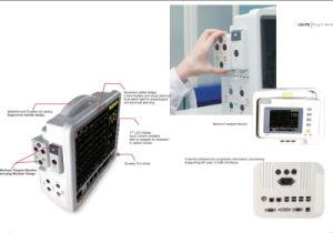 Modular/Plug-in Multi Parameter Patient Monitor pictures & photos