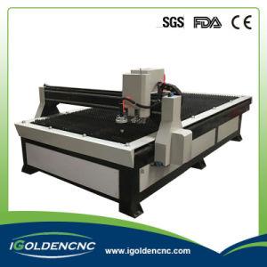 Iron Stainless Steel Aluminum Copper 1325 CNC Plasma Metal Cutting Machine pictures & photos